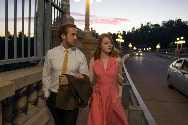 Ryan Gosling e Emma Stone (Foto: Divulgação/Dale Robinette/Paramount Pictures)