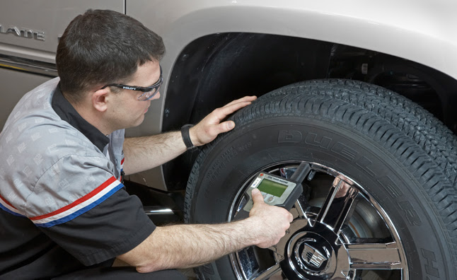 Should You Put Nitrogen In Your Cars Tires Autoguide