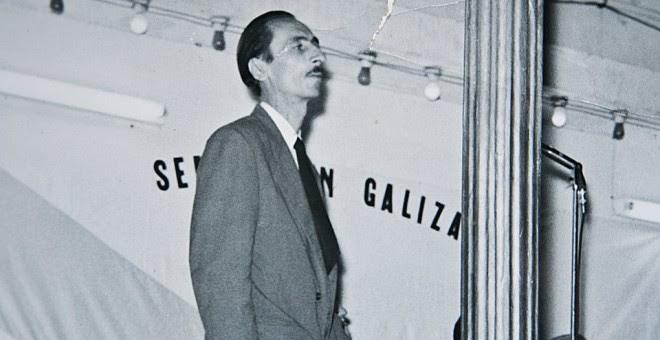 Pepe Velo, ideólogo del secuestro del transatlántico Santa María.