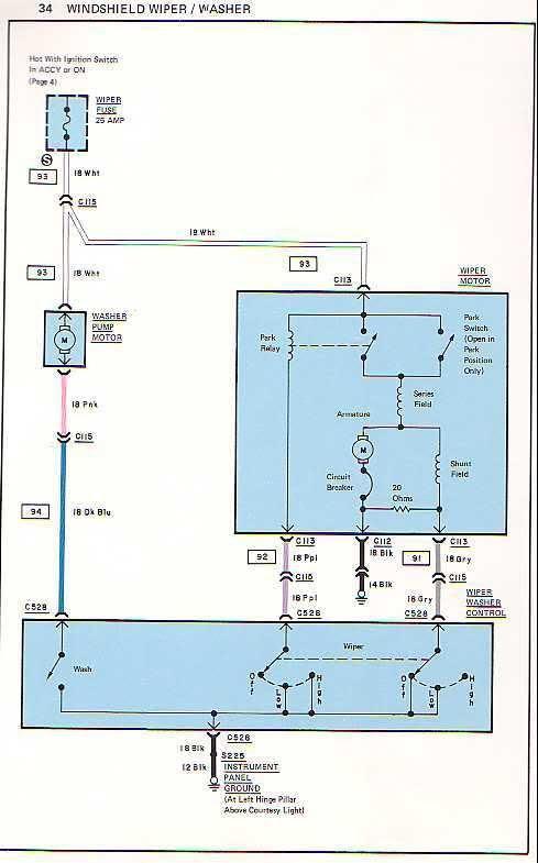 34 1977 Corvette Wiring Diagram - Wiring Diagram List