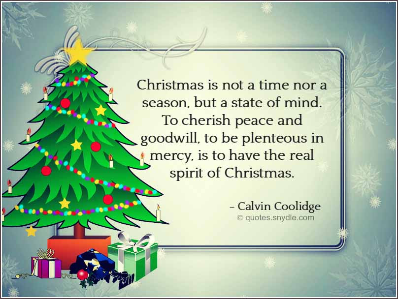 Christmas Quotes - Quotes and Sayings
