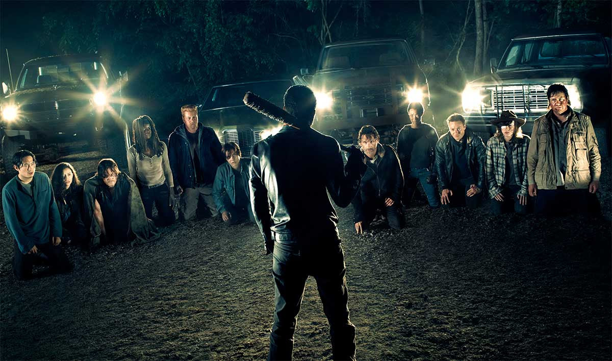 Image result for walking dead season 7