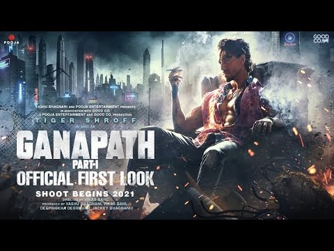 Ganapath First Look Poster