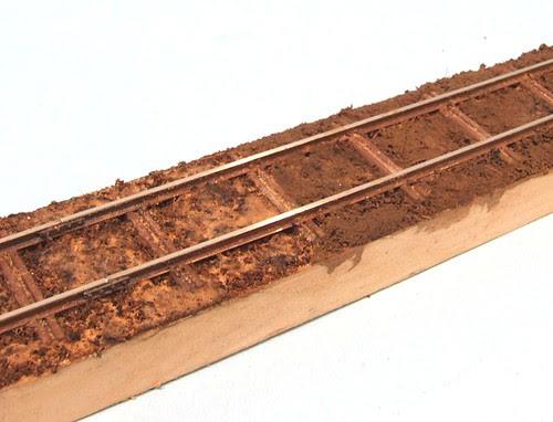 Mud ballast