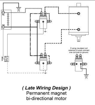 12 Volt Winch Solenoid Wiring Diagram General Wiring Diagram