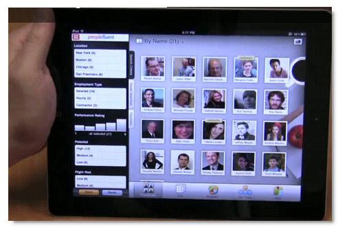 Мобильное управление талантами