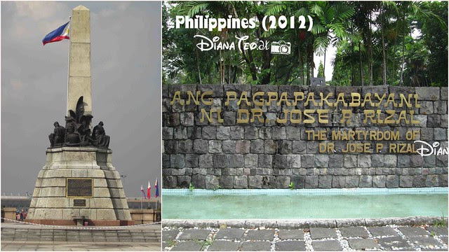 7D6N Philippines Day 3 - Rizal Park