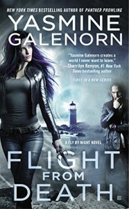 Flight from Death (Fly by Night) - Yasmine Galenorn