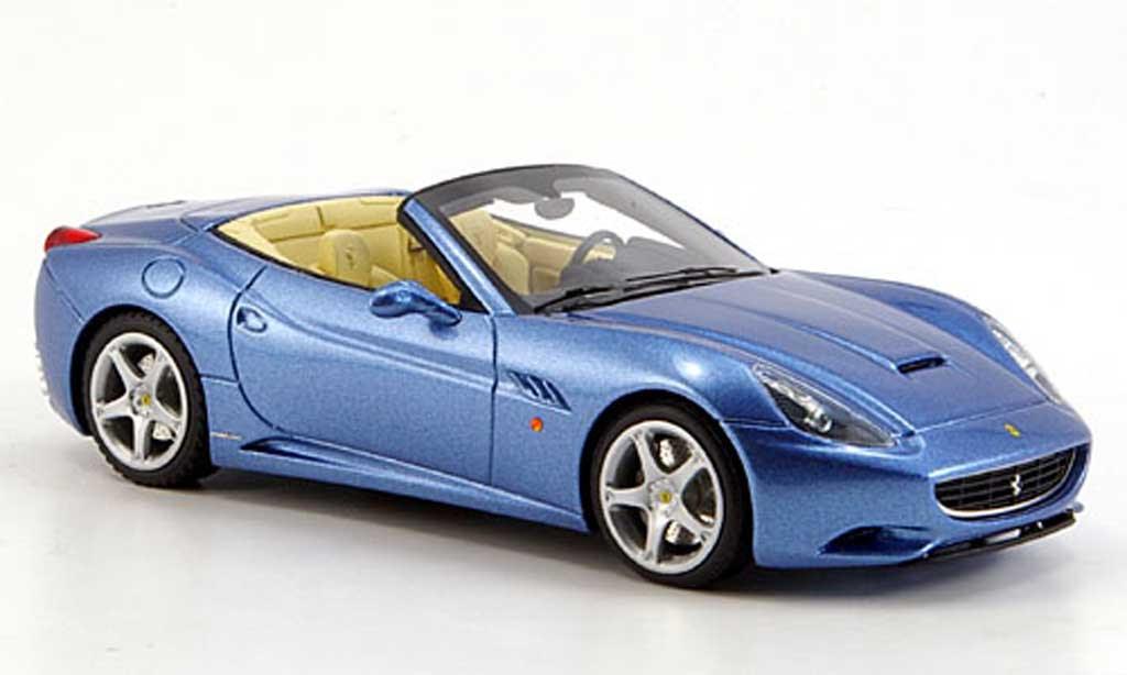Modellautos Ferrari California 2008 1/43 Look Smart blau ...