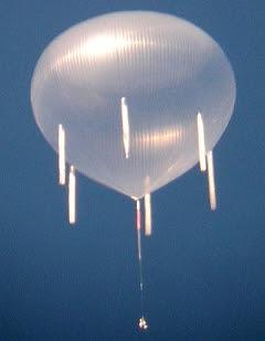 Globo de Ultra Larga Duración de la NASA listo para ser lanzado desde Alice Spring en el corazón de Australia