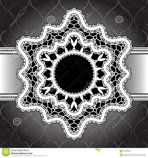 White Lace Background Royalty Free Stock Photo   Image