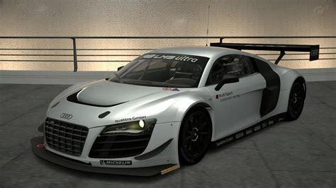 Audi R8 (LMS Race Car) Gran Turismo Wiki   FANDOM powered by Wikia