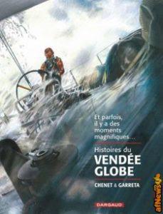 La grande corsa Vendée Globe a fumetti