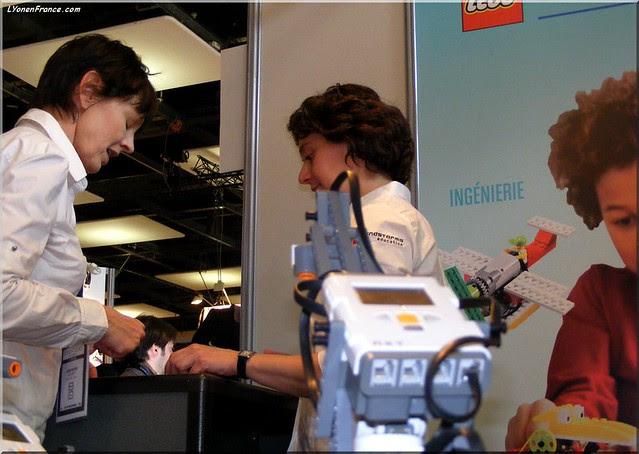 Lego robotique