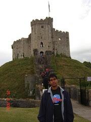Cardiff Castle, Cardiff, Wales