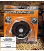 Industrial Woodcarver™ Pro-Kit Arbortech™ Tool Accessory - online store product from WoodworkersWorkshop® Online Store - wood carving,blades,carbide teeth,cutters,angle grinder parts,maintenance,replacement parts,accessories,Arbortech™,Arbourtech,wood carving tools,power tools,woodworking,grinders,chippers,chisels