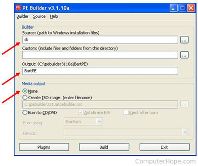 how to make my flash drive bootable using cmd