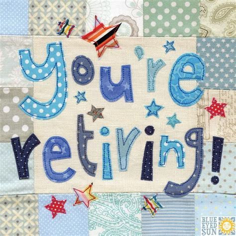 Leaving and retirement cards Collection   Karenza Paperie
