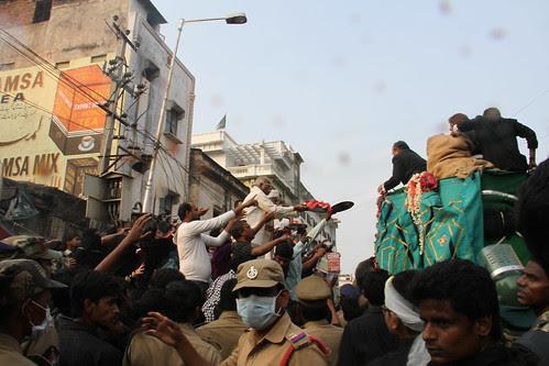 The Hindus Felicitate Bibi Ka Alam..India Shining by firoze shakir photographerno1