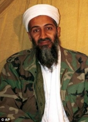 Dr Godfrey told the Met: 'Do you seriously think a terrorist would paint Bin Laden on the side of his boat?'