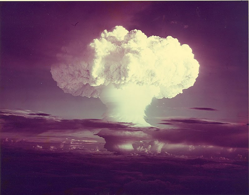 """File:""""Ivy Mike"""" atmospheric nuclear test - November 1952 - Flickr - The Official CTBTO Photostream.jpg"""