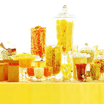 yellow-candies