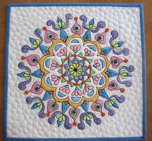Mandala Quilt #3