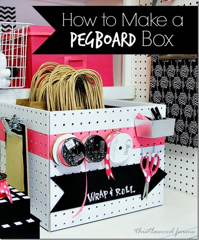 how-to-make-peg-board-box