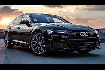 2019 Audi A6 Black Optic Package