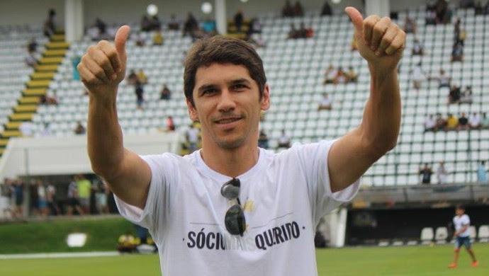 Lúcio Flávio meia do ABC (Foto: Diego Simonetti/Blog do Major)