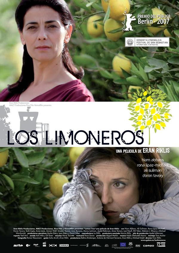 Los limoneros (Eran Riklis, 2.008)