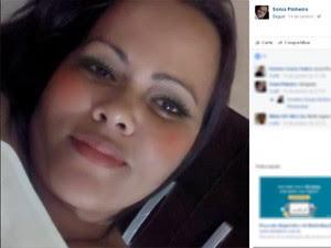 Sônia - vítima do acidente na Mogi-Bertioga (Foto: Reprodução/Facebook)