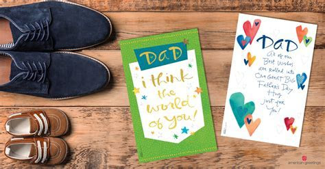 What to Write in a Father's Day Card   American Greetings