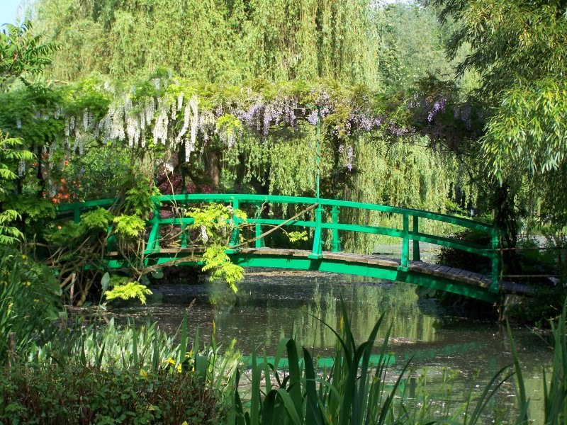 Giverny Jardin de Claude Monet a Giverny