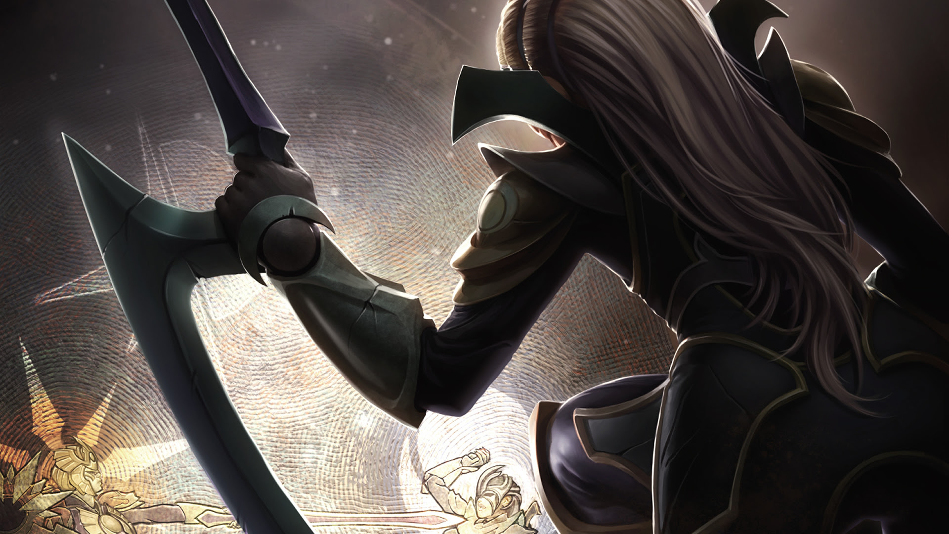 Diana League Of Legends Wallpapers