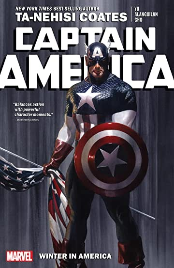 Captain America Winter In America Comic