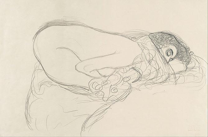 Gustav Klimt erotica sensual4