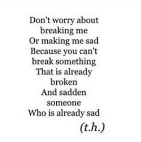 Lost Quote Life Depressed Depression Sad Hurt True Alone Broken