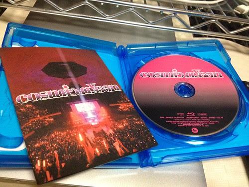 マクロスF 超時空スーパーライブ cosmic nyaan(コズミック娘) Blu-ray by cinz