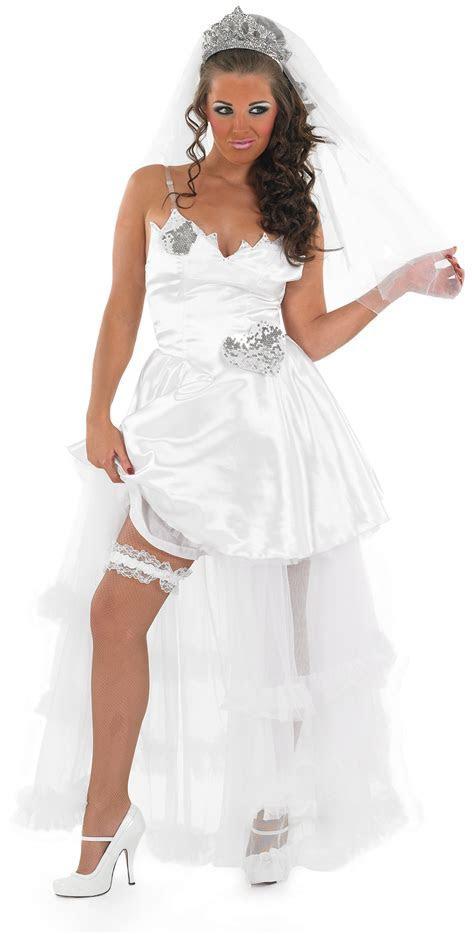 Gypsy White Wedding Costume   All Ladies Costumes   Mega