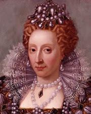 English Monarch Queen Elizabeth I