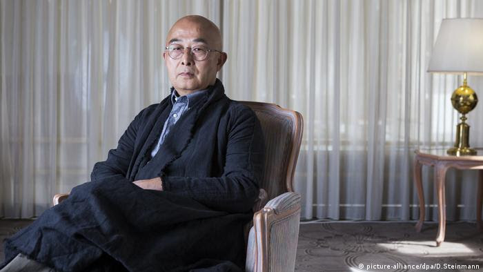 Liao Yiwu (picture-alliance/dpa/D.Steinmann)