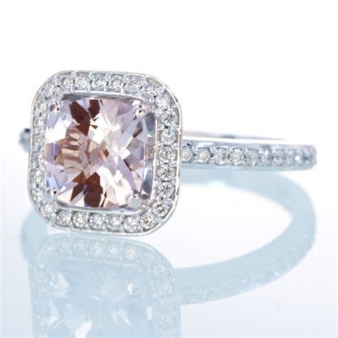 1000  images about Morganite Engagement Ring on Pinterest