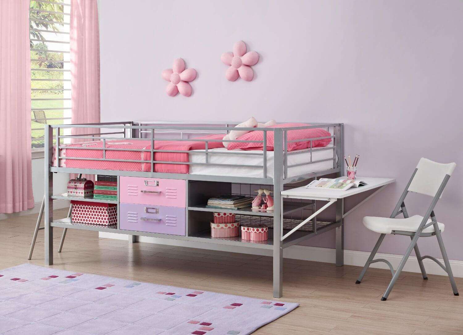 Loft Beds for Kids with Desk  For a Price You Can Afford  LoftBedDeals.com