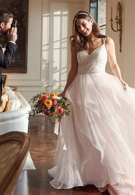 Wedding Dresses & Bridal Gowns   David's Bridal