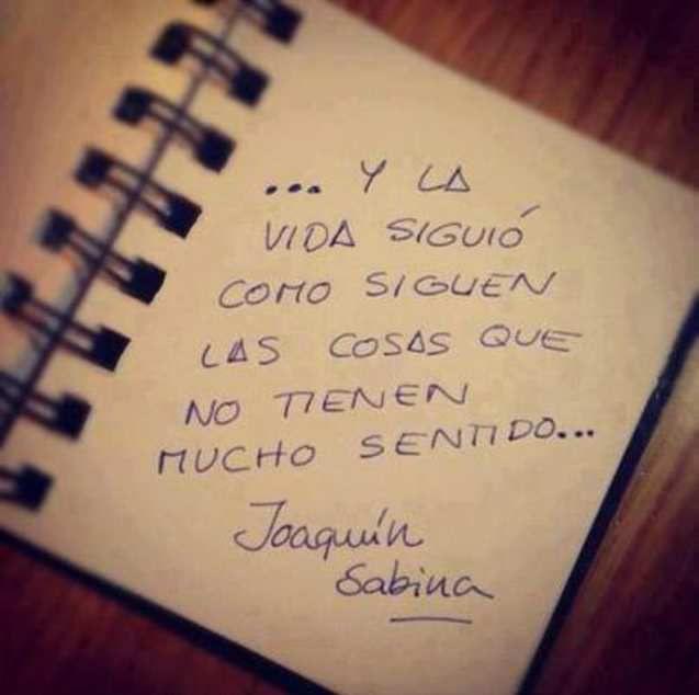 Joaquín Sabina 12 Frases En Imagenes Y Canciones La Vache Rose