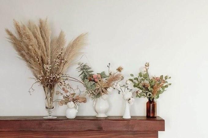 Γιατί το φθινόπωρο είναι η καλύτερη περίοδος για φυσική διακόσμηση
