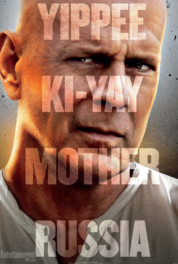 A Good To Die Hard New Intl Trailer Sadly The Poster Ruins