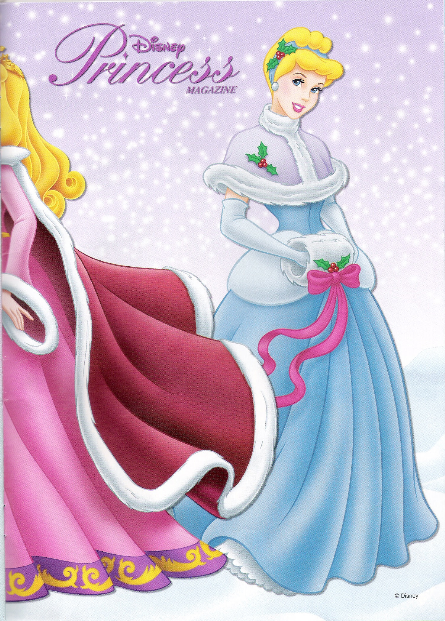 Requested Mini Posters from Disney Princess Magazine ...