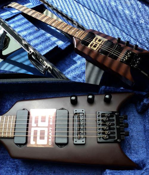 headless guitar 1